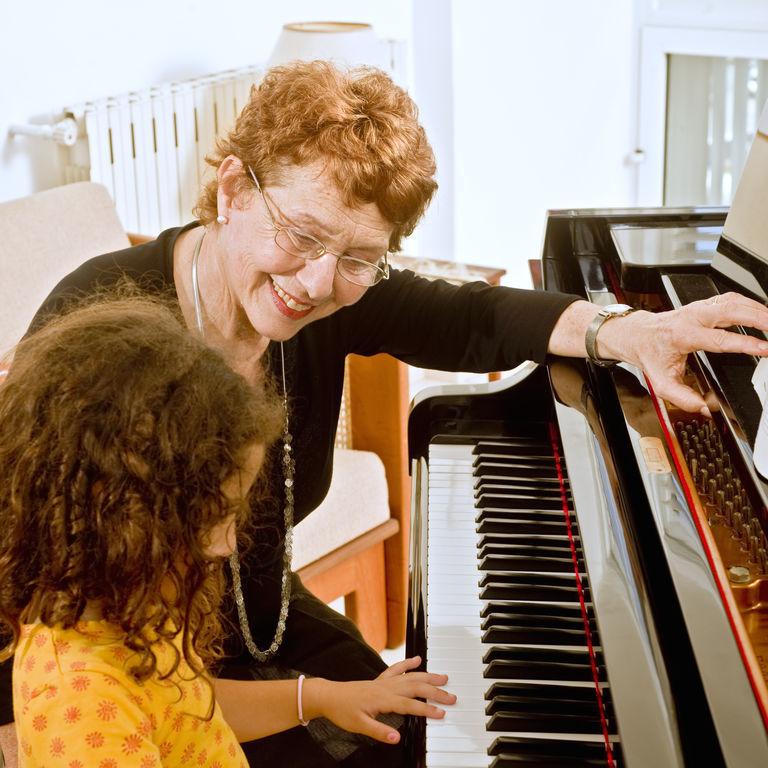 Piano popular classes in La Jolla, CA